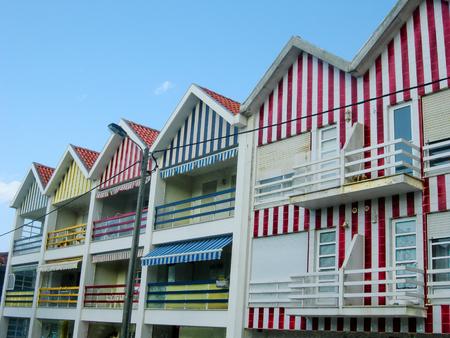nova: Houses in Costa Nova