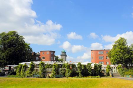 residential idyll: Park