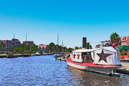 greifswald: Greifswald Old Harbor Editorial