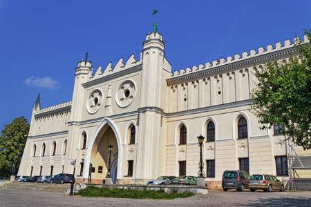polska monument: Lublin Castle