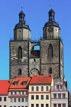 living idyll: City Church Saint Mary