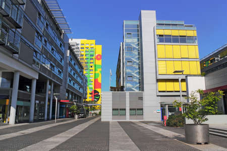 residential idyll: Berliner new neighborhood