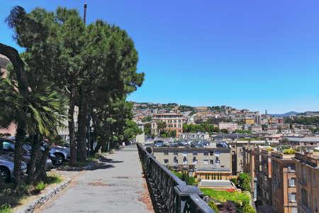 living idyll: Passeggiata in Genoa
