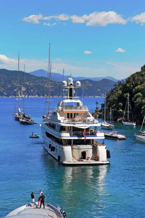 super yacht: Porto a Portofino