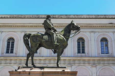 garibaldi: Garibaldi Memorial