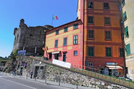 living idyll: Santa Margherita Ligure Editorial
