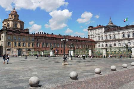 reale: San Lorenzo and Palazzo Reale Editorial