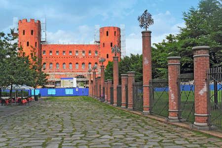 palatine: Turin Porte Palatine