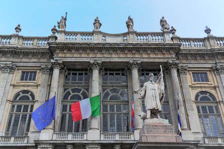 palazzo: Turin Palazzo Madama