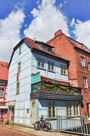 living idyll: City Idyll in Salzwedel
