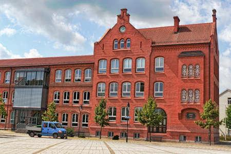 town halls: City Hall Salzwedel