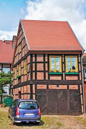 living idyll: Tudor