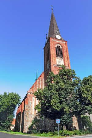 the jacobite: Stendal St. Jacobi Church