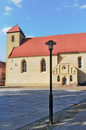 town idyll: Parish Church of San Lorenzo