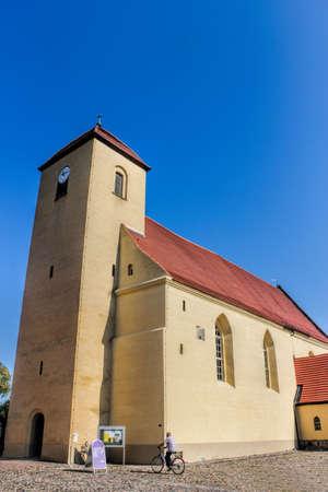 parish: Parish Church of San Lorenzo
