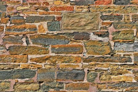 soest: Soest church wall