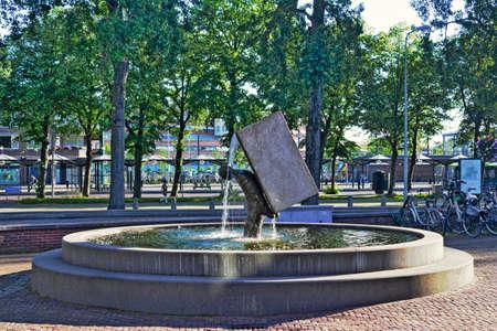 hoorn: Fountain in Hoorn