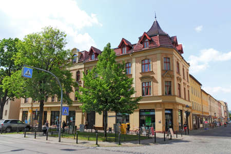 small town life: Potsdam-Babelsberg