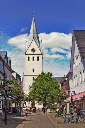 soest: City Church Sankt Petri