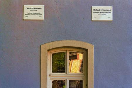 composers: Clara and Robert Schumann