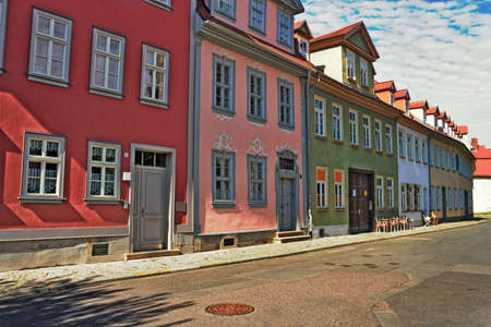 old town: Erfurt Old Town