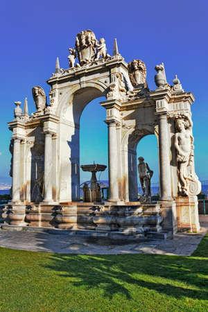 fontana: Fontana dell Immacolatella