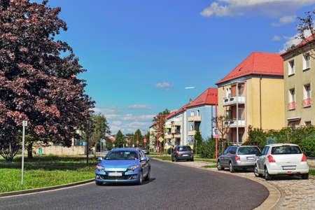 better living: Hoyerswerda New City