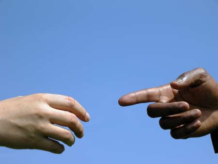 seekers: Seekers hands