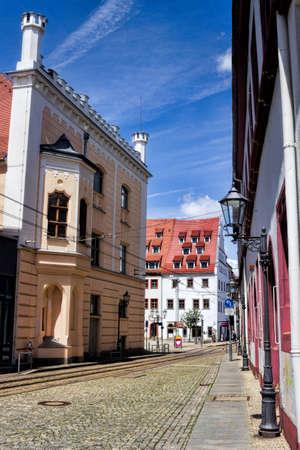 town idyll: Zwickau Stock Photo