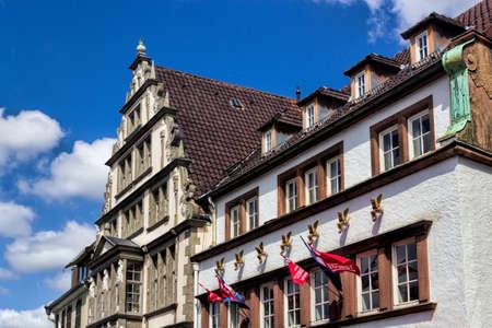 gabled house: Paderborn