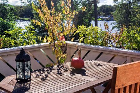 living idyll: Living by the water