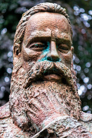 friedrich: Friedrich Engels Stock Photo