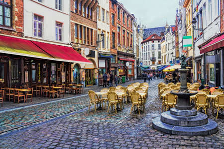 town idyll: Brussels Editorial