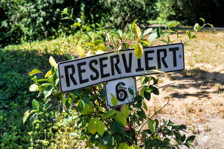 occupy: Reserved