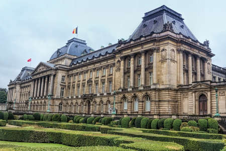 benelux: Brussels Royal Palace