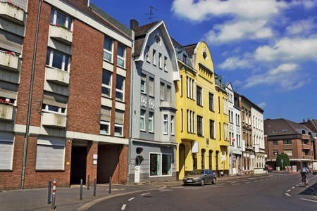 mietshaus: Moenchengladbach Stock Photo