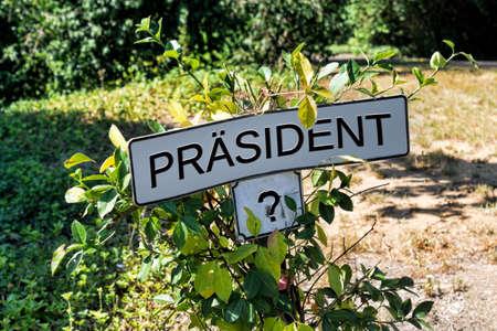 presidential election: presidential election