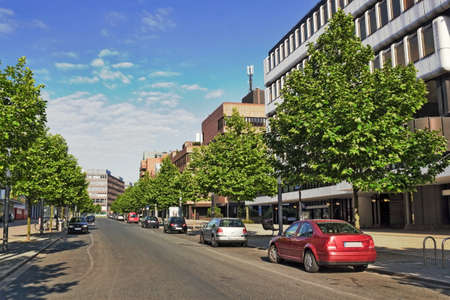 residential idyll: Dortmund