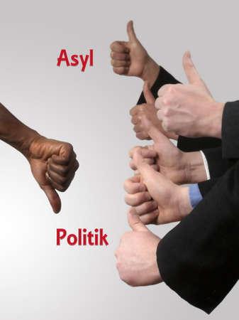seekers: asylum policy