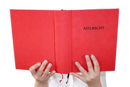 asylum: Asylum Stock Photo