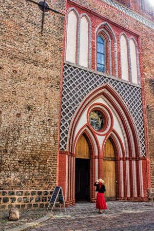 frankfurt: Frankfurt Oder St Mary?s Church