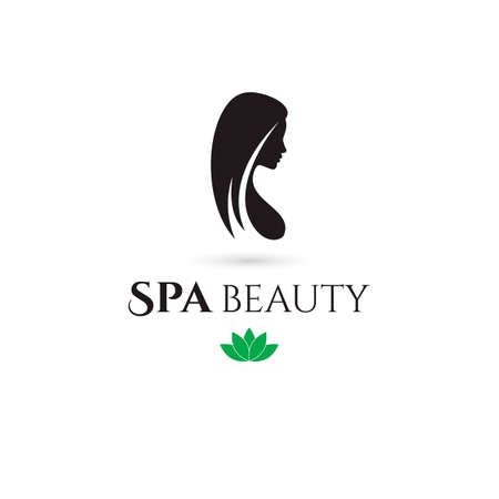Spa and Beauty company logo. Vector illustration Illustration