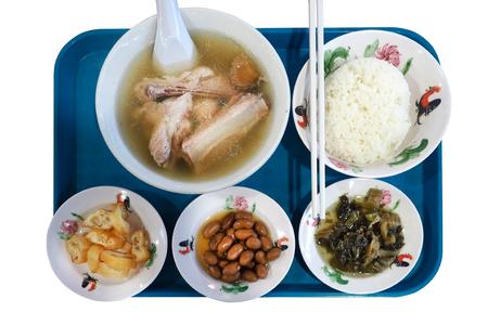 bah: singapore food pork bone soup set