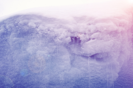 dramatic snow background texture