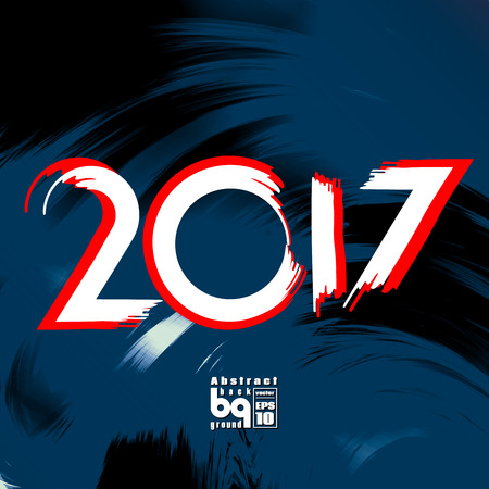 Background abstract,  2017, new year, glitch,  futuristic  illustration, infinity, design, rainbow