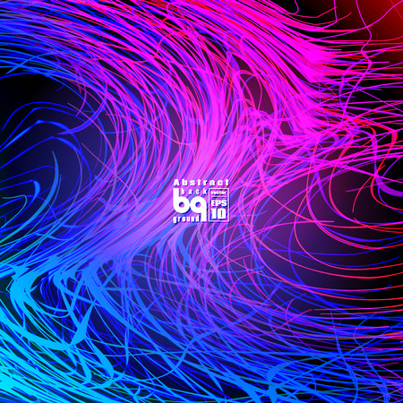 vibrant color: Background abstract, futuristic infinity, conceptual design