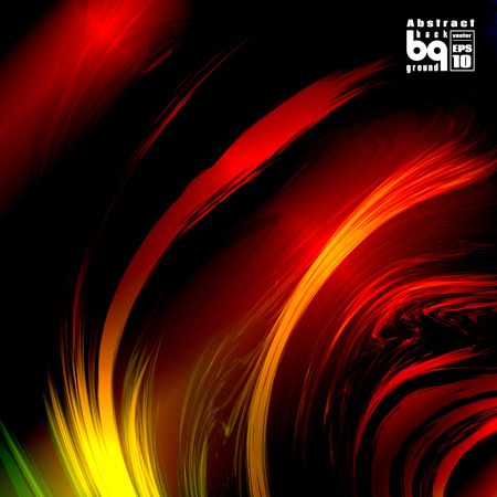 brilliancy: Vector illustration,fire space, glitch, background flash, abstract galaxy, sun