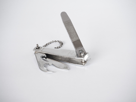 Nail Clippers: Nail clippers isolate