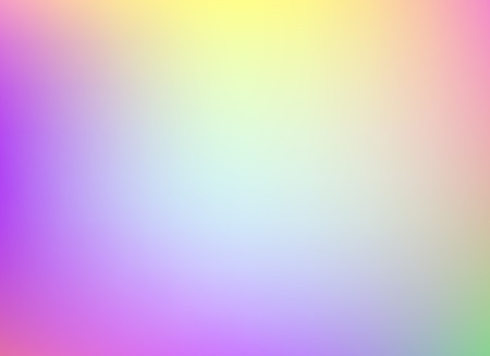 Smooth Easy Sweet soft colored and Blurred bright colors mesh background.Colorful rainbow gradient. vector illustration