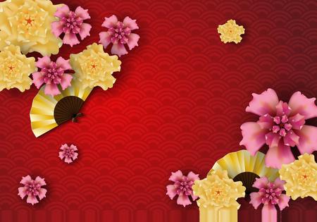 Asian paper art